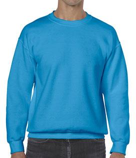 bedrucke Heavy Blend™ Crewneck Sweatshirt gildan