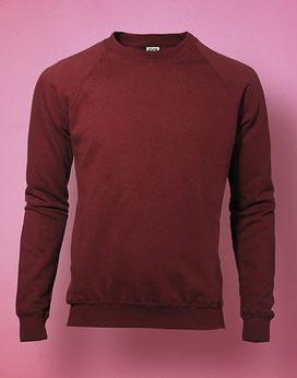 Textildruck Raglan Sweatshirt SG23