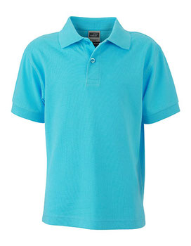Classic Polo JuniorJN070K  bedrucken
