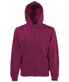 Premium Hooded Sweatshirt Fruit of the Loom