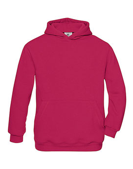 B&C Kids' Hooded Sweat - WK681