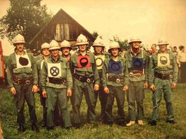 Gruppenfoto 1981