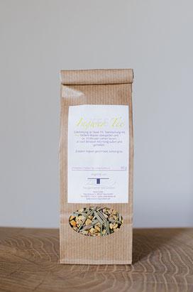 Ingwertee, Ingwer, belebender Tee, Kräutertee