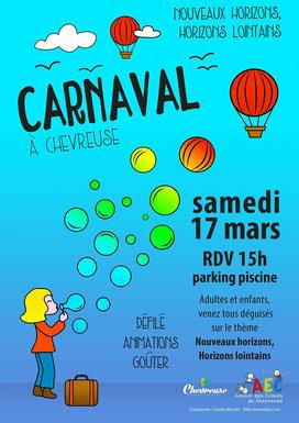 Carnaval de Chevreuse (2018)