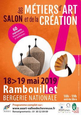 Salon des Métiers d'Art - Rambouillet (2019)
