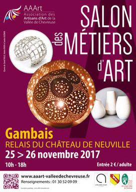 Salon des Métiers d'Art - Gambais 78 (2017)