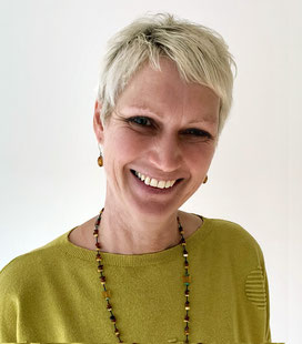 Büromanagerin Christine Wimmer