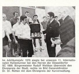 Rhein-Zeitung Bad Neuenahr, 1970