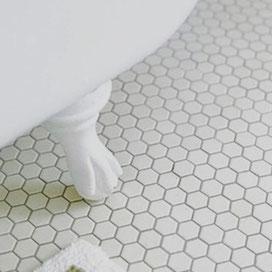 mosaico in ceramica