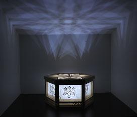 CRAFT14に選ばれた光箱