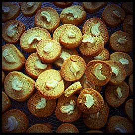 Brot und Spiele und Kekse