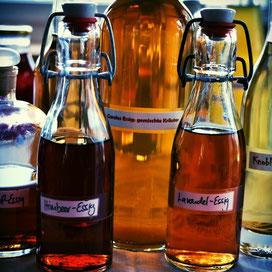 Wie Essig und Öl