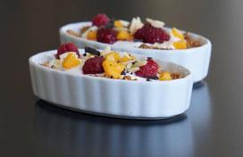 Granola-Breakfasttartes