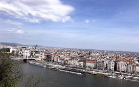 Städtetrip nach Budapest - sportlicher Teil 1
