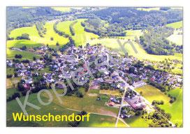 Bild: Teichler Wünschendorf Erzgebirge Postkarte 2015