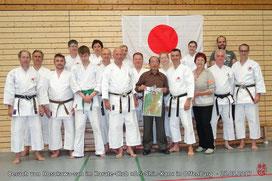 Minoru Hosokawa, Sei-Shin-Kan Offenburg
