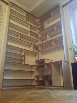 Bücherregal Frauchiger