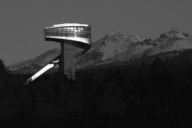 Olympiaschanze Innsbruck Foto Hannes Dabernig