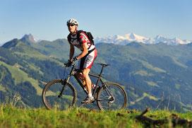 Mountainbike Hohe Salve Foto Hannes Dabernig