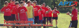 Teamboot-Camp Regenstauf