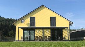 Ferienhaus der Ferienanlage am Seerand des Werbellinsee
