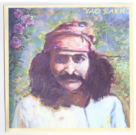 """Yad Rakh"" - Front cover"