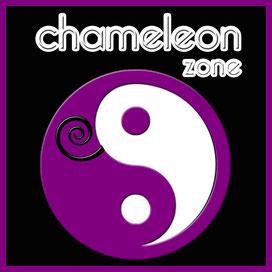chameleon zone Logo
