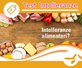 test intolleranze alimentari roma