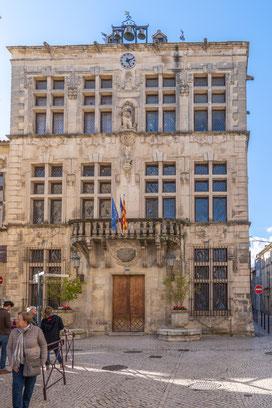 Bild: Hôtel du Ville in Tarascon