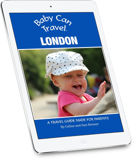 Travel with a baby to London