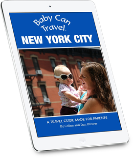 Travel with a baby to New York CIty
