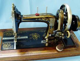 Gritzner  s/n 1.436.556 (1905 c.) from NeedleBar