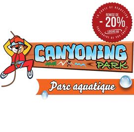 Canyoning Park Argeles réduction LOISIRS 66