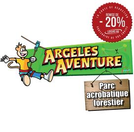 Argeles aventure réduction LOISIRS 66