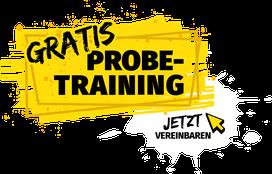 Fitness Probetraining - Starte hier in  dein Probetraining und trainiere wann du willst!