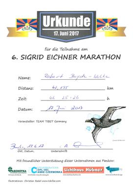 6. SIGRID EICHNER MARATHON