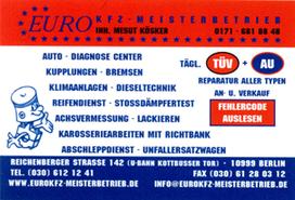 EURO Kfz