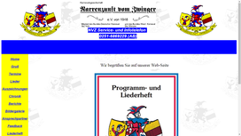 KG Narenzunft vom Zwinger