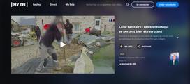 Daniel Moquet - Reportage sur TF1 Jounal de 20H