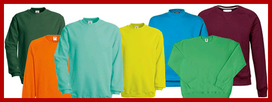 Sweatshirts bedrucken