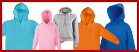 bedrucke Kapuzen-Sweatshirts Hooded Sweats Kapuzenpullover