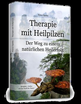 Therapie mit Heilpilzen Buch