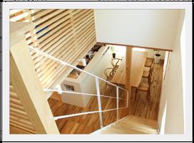 天然木と漆喰の家 ver.A