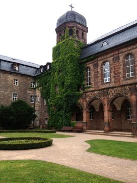 Klosterschule, cour intérieure