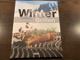 Winter Grillen von Tom Heinzle