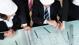 Gewerbebau individuell geplant mit Bamann und Partner