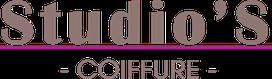 Logo Studio'S Coiffure