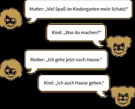 Erklärung Therapieform bei Sprachentwicklungsstörung