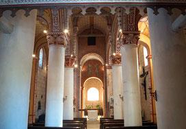 Dans la vallée de la Vienne, cinq églises portent ce vocable (L'Isle-Jourdain, Millac, Nérignac, Persac et Civaux).