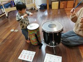 どれみ音楽教室 どれみらぼ マンツーマンピアノリトミック